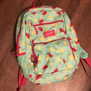 PINEAPPLE AND WATERMELON BACKPACK